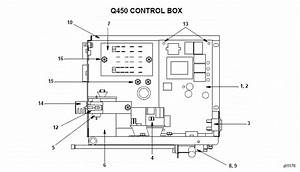 Manitowoc Qy0454a Ice Machine Parts Diagram