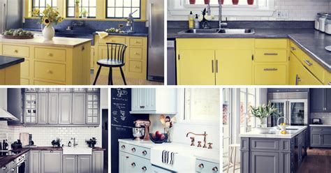 20 gorgeous kitchen cabinet color ideas for every type of