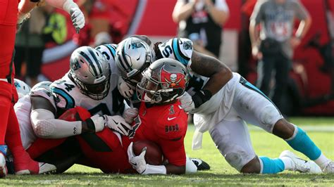 panthers  buccaneers time channel stream  week