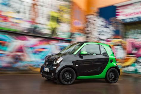 smart fortwo electric drive review smartest