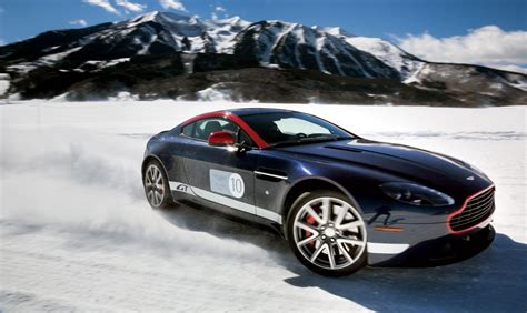Discover How To Care For Your Aston Martin This Winter