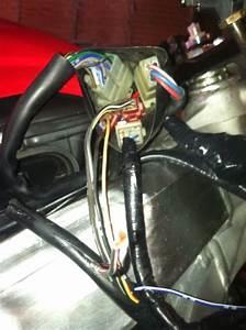 Help Please  Headlight Wiring To F4 Harness  - Cbr Forum
