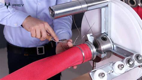Prey Sem Fire Hose Coupling Binding Machine