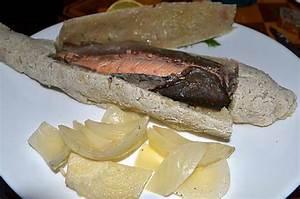 Temps Cuisson Pate A Sel : recette de truite en croute de sel ~ Voncanada.com Idées de Décoration