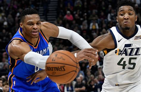 Russell Westbrook Named Nba Western Conference Player Of
