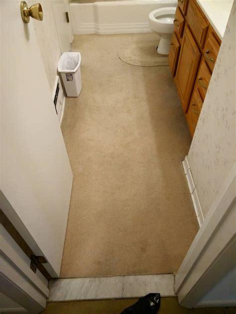 Repair Bathroom Floor by How To Repair Bathroom Floor Tile Tiles Kitchen Colors