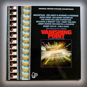 popsike.com - VANISHING POINT Soundtrack WITH DELANEY AND ...