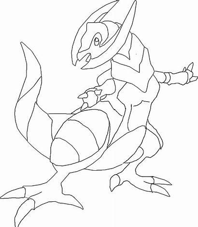 Coloriage Pokemon Kyogre Imprimer Primo Lougaroc Coloring