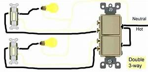 How To Wire A Two Pole Light Switch