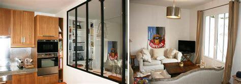 ouverture entre cuisine et salle a manger ouverture entre cuisine et salon cuisine en image