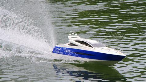 Rc Princess Brushless Vhull Boat Youtube