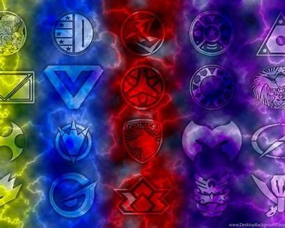 Megaforce Power Rangers Wallpapers Desktop Background