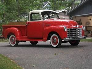 1949 Chevy Truck 3100 5window Shortbed 216 6cyl 4speed