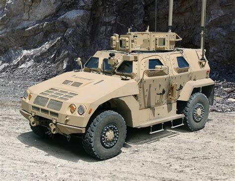 Ford Set To Power New Military Vehicles