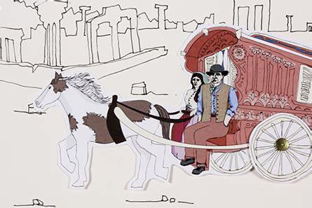 gypsies roma travellers  animated history