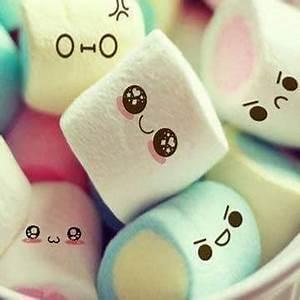 kawaii marshmallows | Tumblr