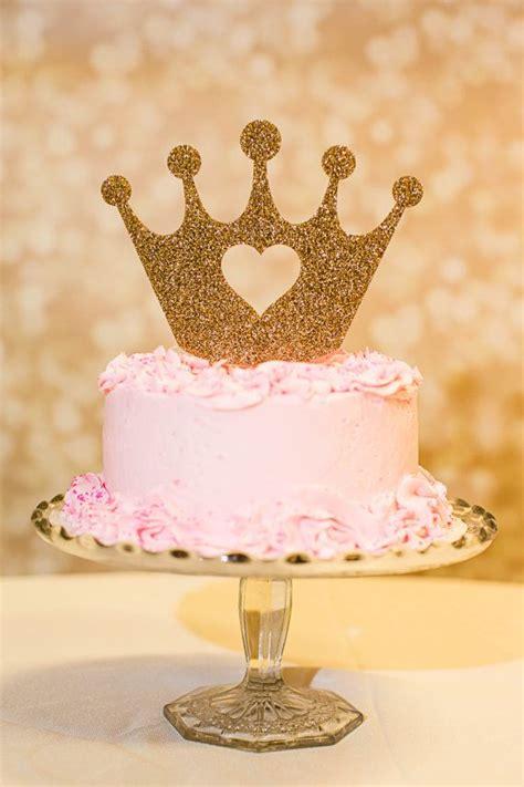 ideas  crown cake  pinterest baby girl