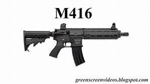 Guns- M416 Sound Effect