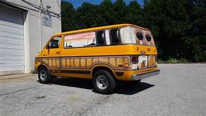 1976 Dodge Tradesman B200 Boogie Van   Must See   True Survivor   For Sale  Photos  Technical