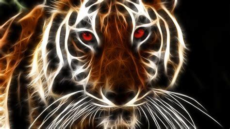 Glowing Animal Wallpaper - photo manipulation glowing animals light effect