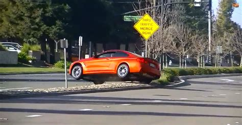 2015 M4 driver demonstrates power is nothing without control at Cars and Coffee  Video   BestRide