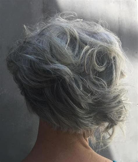 65 Gorgeous Gray Hair Styles in 2020 Hair styles Silver