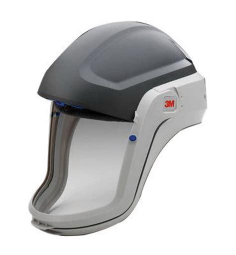 Airgas - 3MRM-401 - 3M™ Polycarbonate Respiratory Helmet ...