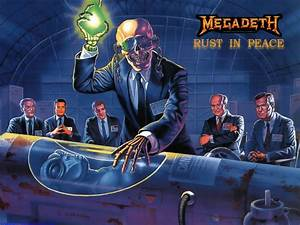Images Of Megadeth Rust In Peace Wallpaper Golfclub