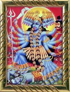 buddha size chart buy online framed mahakali picture