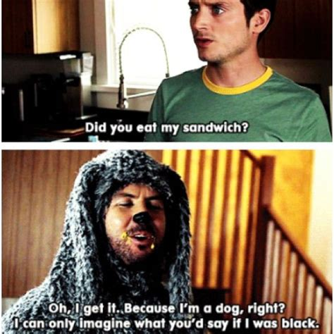 Wilfred Meme - wilfred tv show quotes quotesgram