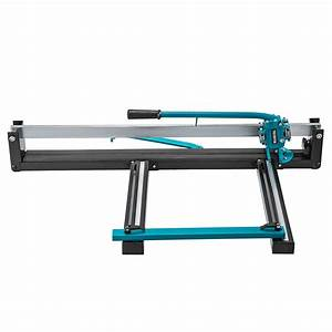 Manual Tile Cutter Cutting Machine 800mm Adjustable Hand