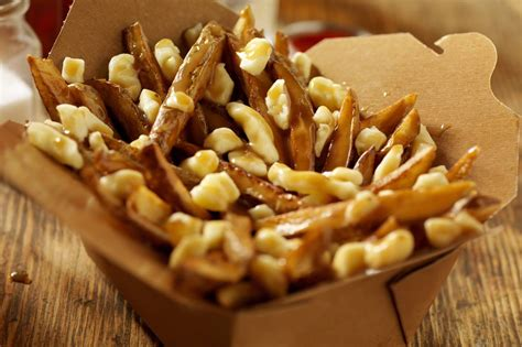poutine canadian food dishes sucre courtesy photograph ultimate