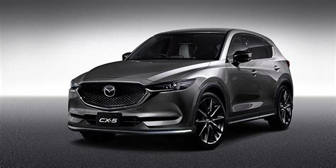 mazda sport 2017 mazda cx 5 and cx 3 sport their custom style in tokyo