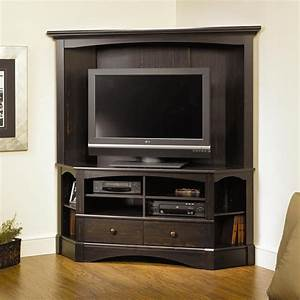 Corner Tv Entertainment Center With Hutch - WoodWorking
