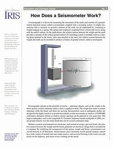 How Does A Seismometer Work