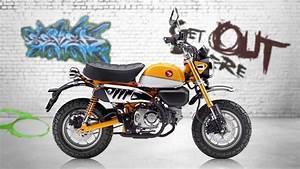 Honda Monkey 125 : honda bringing monkey and super cub c125 to the u s top ~ Melissatoandfro.com Idées de Décoration