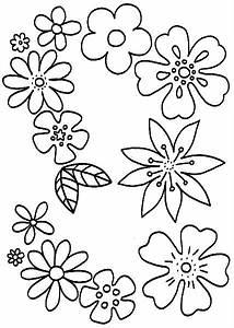 Blumen Basteln Vorlage : blumen motive und malvorlagen kreativtipps copic ~ Frokenaadalensverden.com Haus und Dekorationen