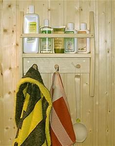 Massivholz Sauna Selbstbau : new saunaregal duftstoffregal handtuchhalter ~ Whattoseeinmadrid.com Haus und Dekorationen