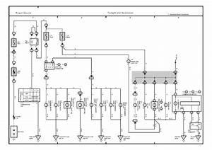 2004 Corolla Wiring Diagram