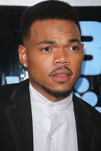 Chance The Rapper Grer Als Donald Trump