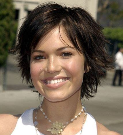 40 super cute looks with short hairstyles for round faces short hair