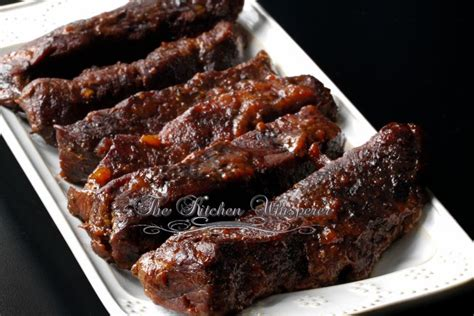 boneless pork ribs oven slow baked boneless beef short ribs