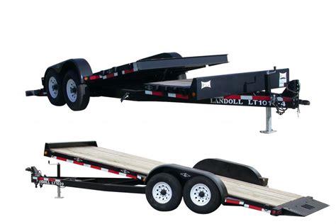 landoll lt1016 4 lt1020 utility tag trailer eastern wrecker sales inc