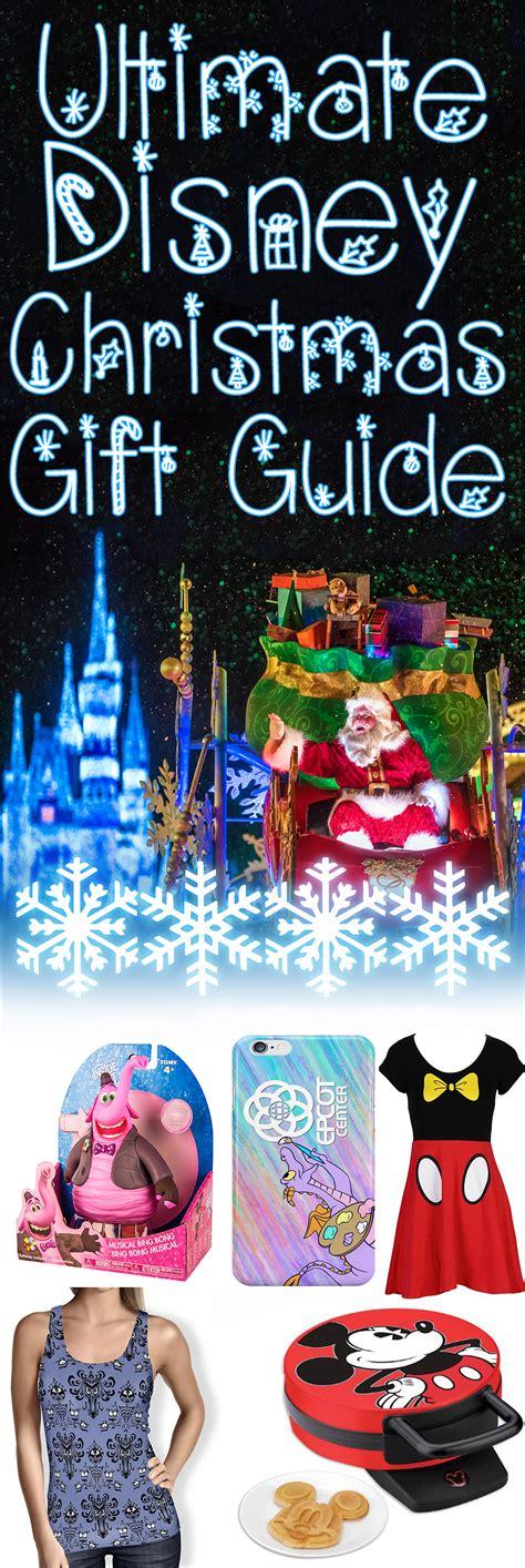 Essential Christmas Gift Guide For Disney Fans Disney