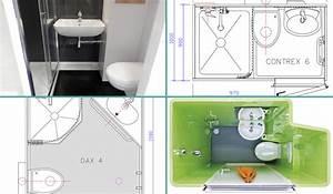 Salle D Eau 2m2 : salle d eau 2m2 id es de d coration ~ Dailycaller-alerts.com Idées de Décoration