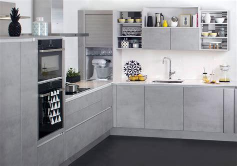 cuisine effet beton 7 styles de cuisine pour trouver la vôtre décoration
