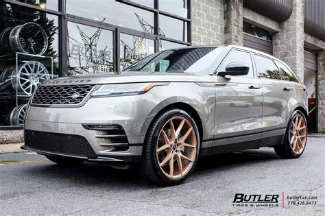 land rover velar   savini bm wheels exclusively