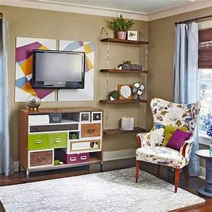15, Awesome, U0026, Easy, Diy, Home, Decor, Ideas, For, Living, Room