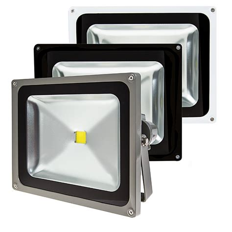 high power 50w led flood light fixture 4 200 lumens