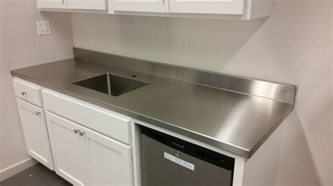 kitchen island bar table stainless steel countertops custom metal home